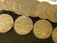 1926 N6 Canada Nickel KEY DATE coin - Low Mintage - One coin from this roll