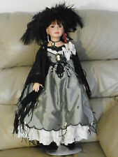 Annabelle doll by Thelma Resch with coa #1301 0f 2000 made