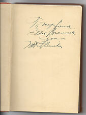 Jack Dempsey The Idol of Fistiana Book by Nat Fleischer 1929 First Printing