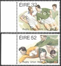 Ireland 1995 Rugby Union World Cup Championships/WC/Sports/Games 2v set (n14322)
