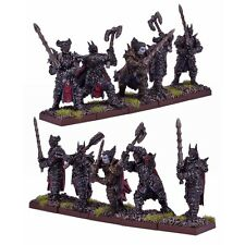 Mantic Games NUOVO CON SCATOLA Kings of War morti SOUL REAVER FANTERIA Troop mgkwu103