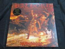Bathory – Hammerheart  2 × Vinyl, LP, Album, Reissue, Golden Vinyl