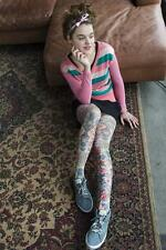 Bonnie Doon Strumpfhose Modell: Bollywood Tights Gr. M ( 40 - 42 ) %% Neu 50 Den