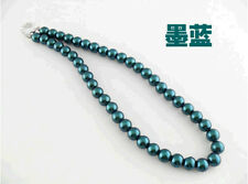 Fashion popular multicolor pearl necklace Bride charm clavicle necklace