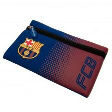 Official Licensed Football Product FC Barcelona Pencil Case Gift Pen School Gift
