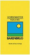 Barenbrug USA 10030 25 Lb Bag  HorseMaster Pasture Mix Seed