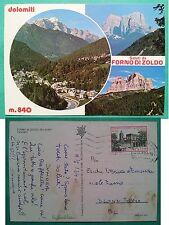 Dolomiti - Forno di Zoldo: Saluti da...