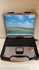 Panasonic Toughbook cf29 pm 1.3ghz 512mb 40gb floppy wifi  54mps xpp sp3 laptop