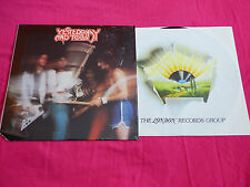 Y&T YESTERDAY AND TODAY - UNPLAYED US LP (LONDON PS677)