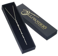Genuine Licensed Elder Wand ~ Harry Potter Dumbledore Wand Pendant & Chain ~SALE