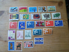 50  DIFFERENT U/MINT EUROPA, STAMPS,EXCELLENT.