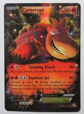 Camerupt ex - 29/160 XY Primal Clash - Ultra Rare Pokemon Card