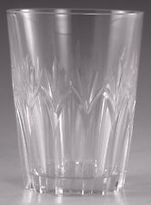 "STUART Crystal - CARDINAL Cut - Tumbler Glass / Glasses - 4"" (1st)"