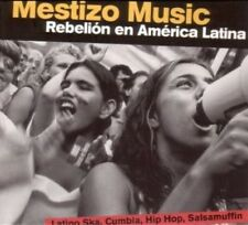 MESTIZO MUSIC-REBELION EN AMERICA LATINA  CD NEU