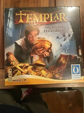 Templar: The Secret Treasures And Mini Expansions 1, 2, 3, And 4