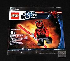 LEGO Star Wars - Darth Maul Minifigure - Shirtless - 5000062-1 - New - (Sith)