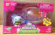 Honeybee Hello Kitty & Flower Wagon Playset