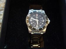 Vintage Swiss Army 24138 womans  Watch Maverick black  Dial