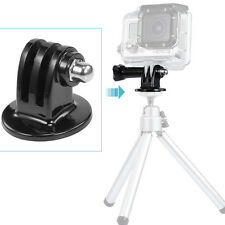 Pop Tripod Monopod Mount Adapter For GoPro HD HERO 1 2 3 4 Camera Accessories HQ