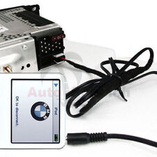 BMW E46 AUX IN BUSINESS CD ADAPTER KABEL RADIO MP3 iPhone Handy Klinke Interface