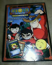 SEALED XIAOLIN SHOWDOWN TRADING CARD GAME 2-PLAYER STARTER SET