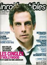 LES INROCKUPTIBLES 626../...DAFT PUNK....BORN TO BE ALIVE.../.11 -2007