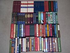 Folio Society Library Collection in 100 vols - Miscellaneous Subjects