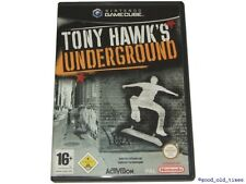 ## Tony Hawk´s Underground 1 (Deutsch) Nintendo GameCube / GC Spiel - TOP ##