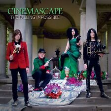CINEMASCAPE The Falling Impossible (Expanded Version) CD 2012