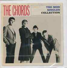 THE CHORDS - THE MOD SINGLES COLLECTION - (still sealed cd) - MODSKA CD 28