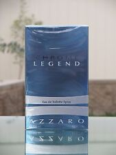 Chrome Legend by Azzaro 4.2oz / 125ml EDT Spray for Men **NEW IN BOX & SEALED