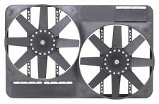 FLEX-A-LITE 298 - Dual 13 1/2 inch electric fan system with full shroud