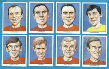 Cigarette/trade Cards - THE CLASS 0F 66 - ENGLANDS WORLD CUP TEAM - Full set