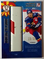2015-16 SeReal KHL Jokerit trading cards collection stick Brandon Kozun 15/30