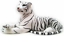New Extra Large White Tiger Soft Cuddly Toy 150cm Soft Toy Plush Massive UK