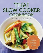 Thai Slow Cooker Cookbook (2015, Paperback)