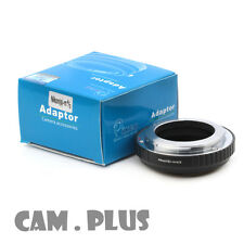 Camera Adapter For Nikon Rangefinder S Lens to Micro Four Thirds M43 GM1 GX7 EP5
