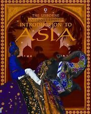 Usborne Introduction to Asia (Internet Linked) by Kirsteen Rogers c2005 VGC HC