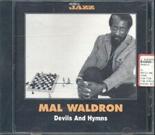 Mal Waldron - Devils and Hymns Cd Eccellente Italy Press