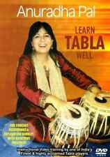Pal, Anuradha-Learn Tabla Well  DVD NEW