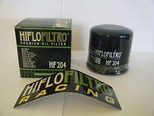 HF204 HIFLO FILTRO OLIO HONDA HORNET 900 2002 2003 2004 2005 2006 2007 2008 2009