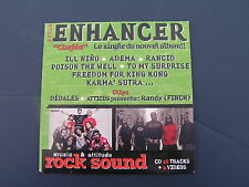 CD SAMPLER ENHANCER ILL NINO ADEMA ATTICUS RANCID POISON IN THE WELL