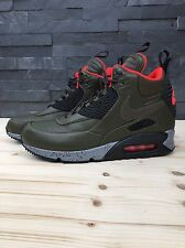 Nike Air Max 90 sneakerboot wntr talla 41 UK 7 us 8 cm 26 684714 300!