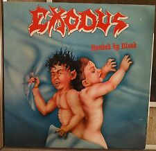Exodus-Bonded By Blood Lp NM 1985 Music For Nations-MFN 44 Uk Issue