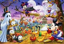 Disney's Halloween cross stitch pattern
