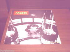 ANTHONY HOBSON FACETS DE WOLFE LIBRARY LP 1983 SOLO ELECTRONIC SYNTH FUNK LISTEN