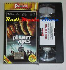 film VHS IL PIANETA DELLE SCIMMIE T. Roth  CARTONATA PANORAMA (F16)  no dvd*