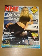 NME 2003 NOV 8 KYLIE MINOGUE COURTNEY LOVE COLDPLAY JET