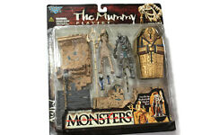 McFarlane Toys Monsters The Mummy Action Figure Playset. (A)