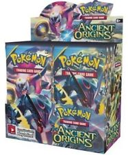 2 POKEMON XY ANCIENT ORIGINS BOOSTER PACKS! 2 Packs -New !